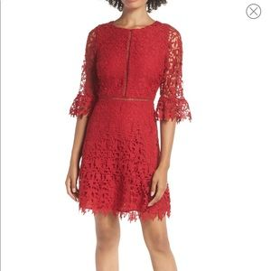 In the Moment Lace Dress